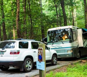 Unicoi Adventure Lodge Accommodations Campsites