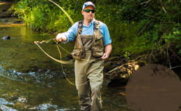 Unicoi Adventure Lodge Homepage Package Slider FlyFishing