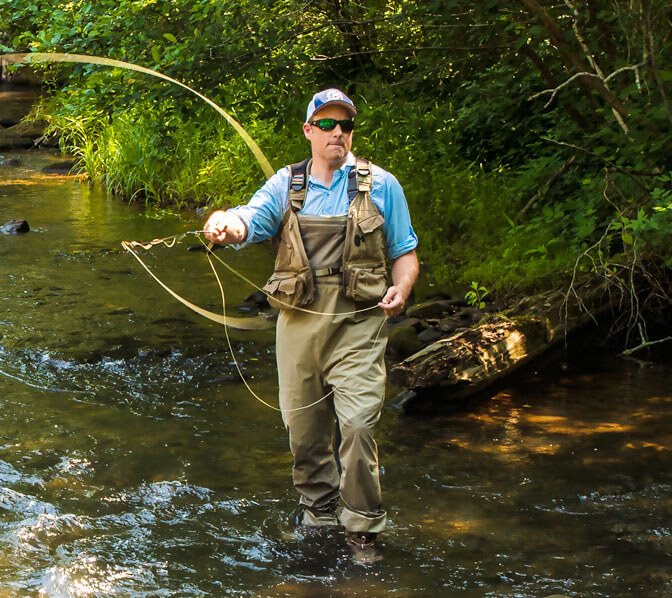 Unicoi State Park and Lodge - Fly Fishing Trips in Georgia - Georgia Adventure Activities