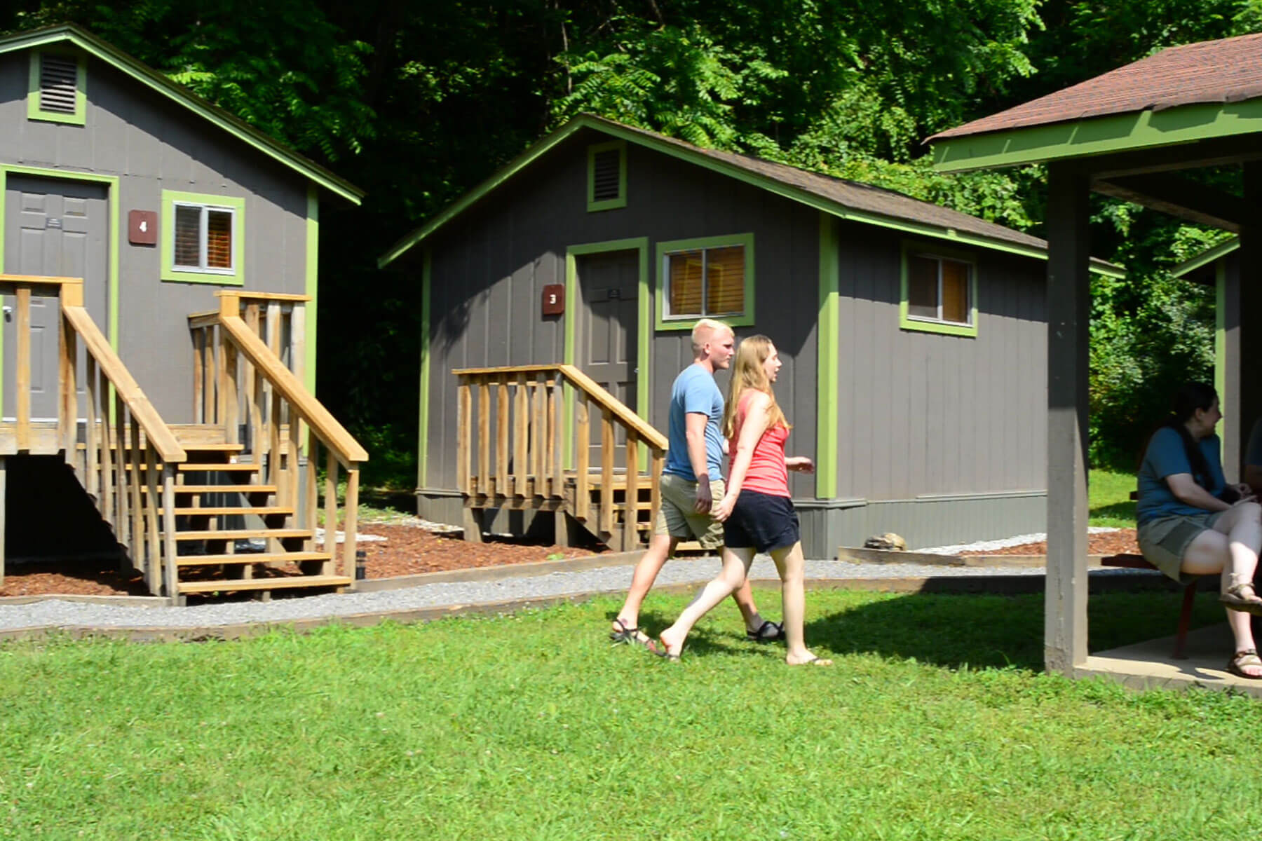 Unicoi Adventure Lodge Accommodations Room Types Adventure Camp