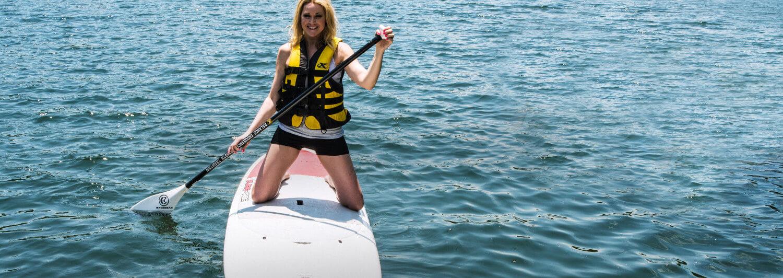 Unicoi Adventure Lodge Adventures Paddle Boarding 11 e1458312444669