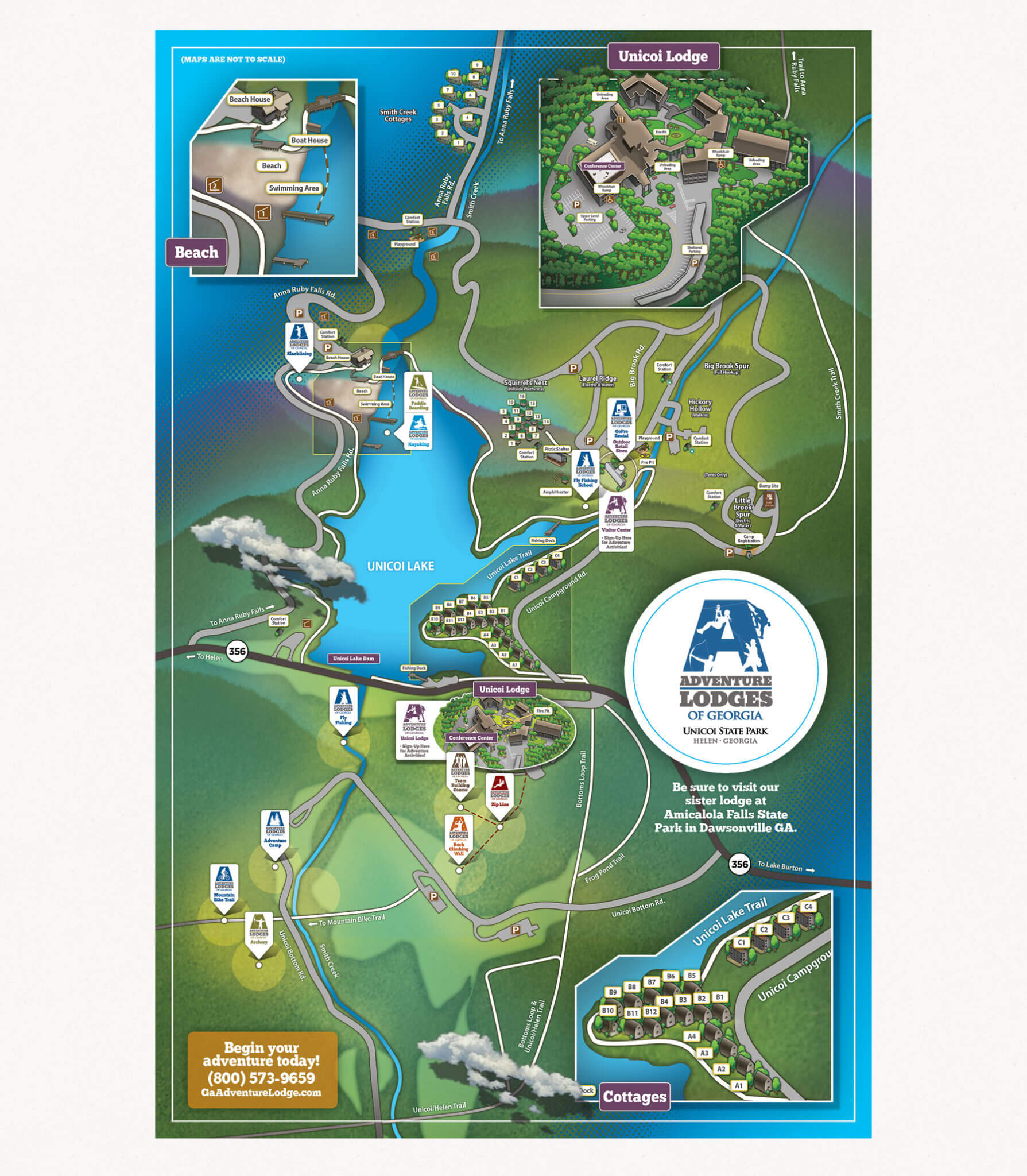 Click Here To Download The Park Map.