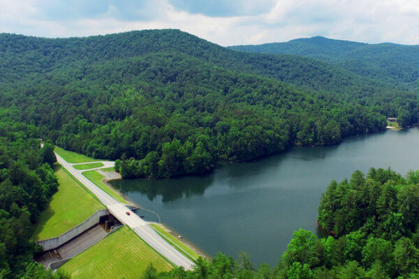 Beautiful GA State Park