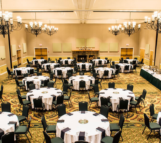 Unicoi State Park and Lodge - Georgia Conference Center - Meetings & Events