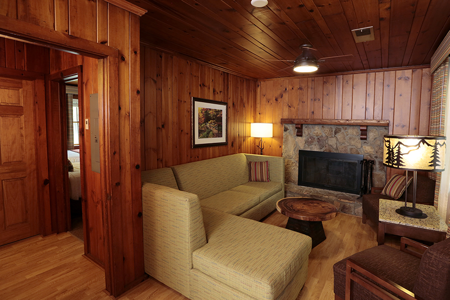 Smith Creek Cabins Unicoi Lodge
