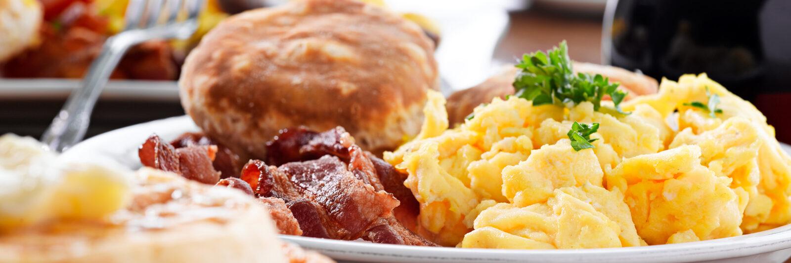 Unicoi Lodge Breakfast